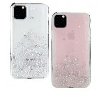 N.Brandz Twinkle Protective Case for iPhone 2020 Clear