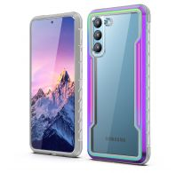N.Brand Blade Protective Case for Samsung Galaxy S21 Plus-Iridescent