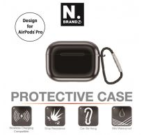 N.Brandz Glossy Case For AirPods Pro