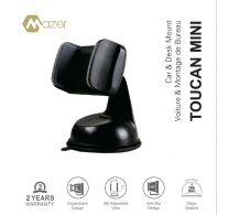 TOUCAN MINI Car Bracket-Black