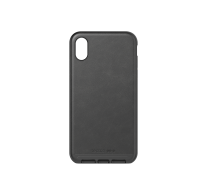 Tech21 Evo Luxe for IPHONE XS MAX - Black leather